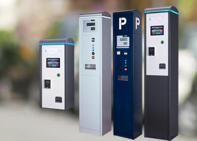 Mehr Informationen zu: Parkscheinautomaten